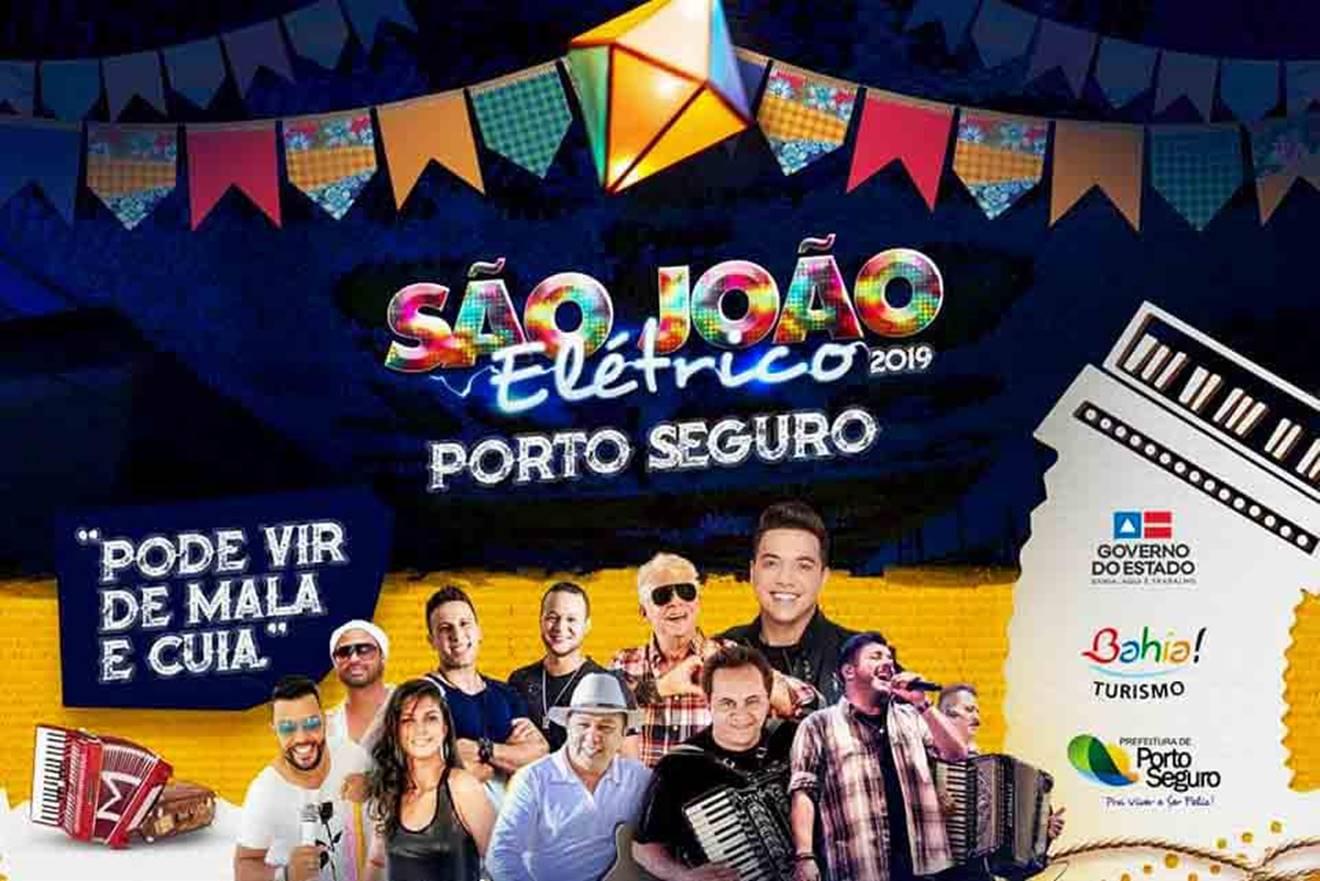 Porto-Seguro-lana-So-Joo-Eltrico-2019