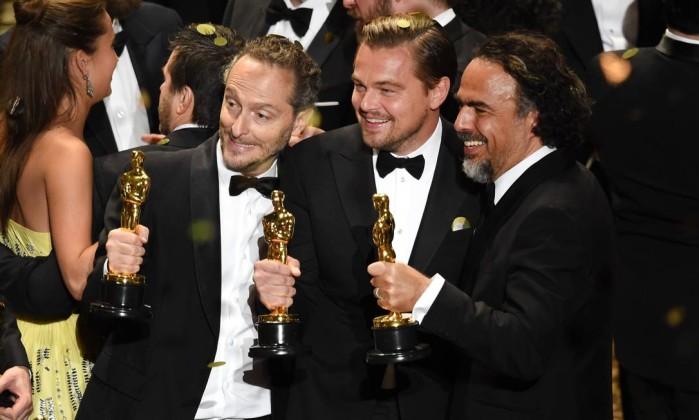 DiCaprio-vence-seu-primeiro-Oscar-Spotlight-leva-como-melhor-filme