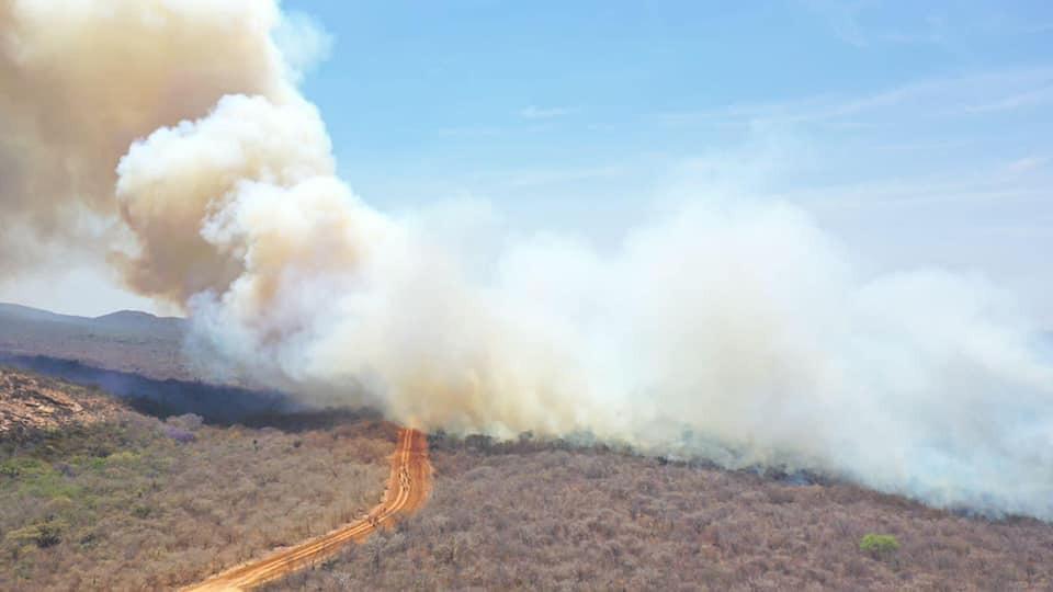 Bombeiros-e-brigadistas-civis-combatem-incndio-na-Serra-de-Uiba
