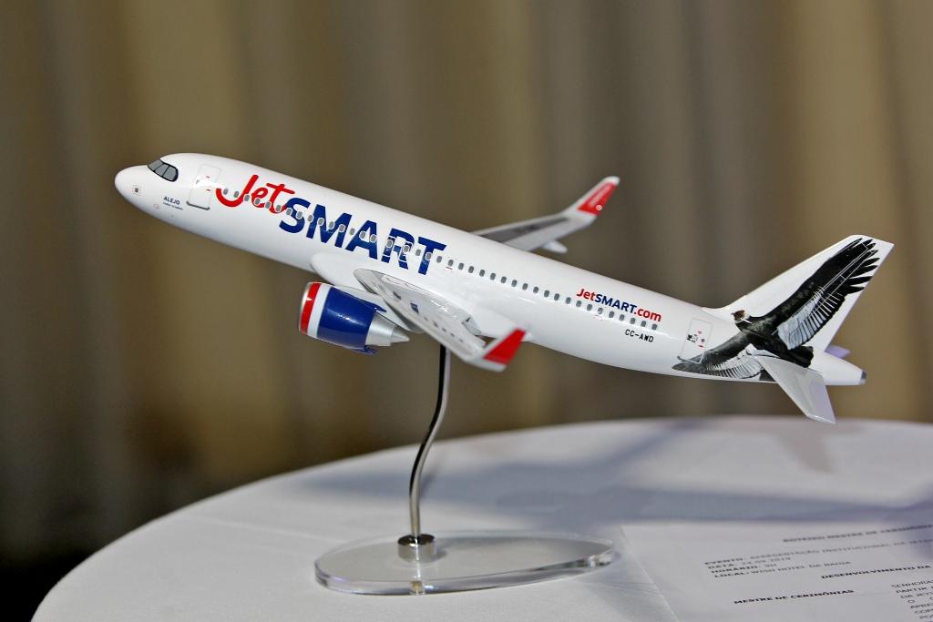 JetSmart-oferece-voos-SalvadorSantiago-por-R299