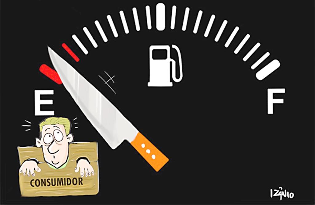 Resultado de imagen para gasolina cara