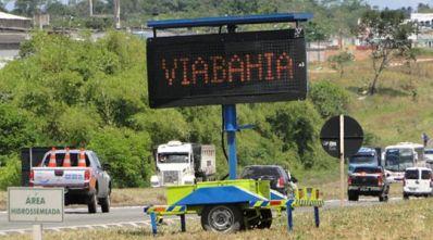 BR-324: Reforma vai provocar interrupção no tráfego entre Salvador e FSA
