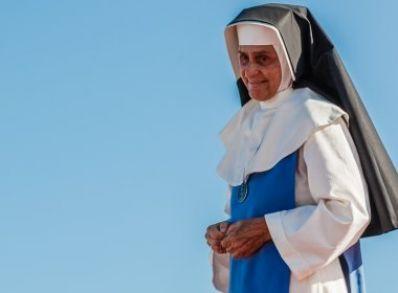 """""""Minha religião agora é Irmã Dulce""""', diz Regina Braga"""