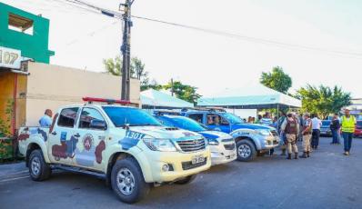 Simões Filho: Prefeitura entrega Base de Apoio da PM na Ilha de São João