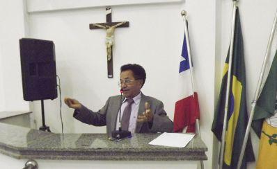 Espedito Moreira anuncia adesão à base governista em Irecê