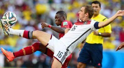 Klose iguala Ronaldo, mas Alemanha empata com Gana em mais um jogão