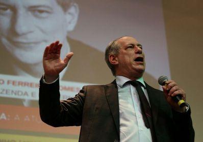 Ciro diz que foi traído por Lula: 'Não farei mais campanha para o PT'