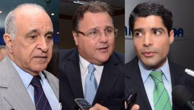 """Em """"ato falho"""", ACM Neto chama Paulo Souto de """"governador"""""""