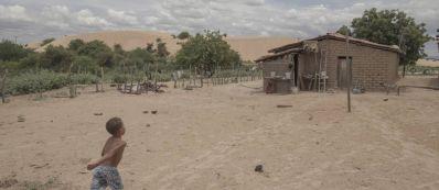 Rio São Francisco é refúgio na seca