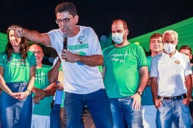 Tic-Tac: Dívida de Chiquinho supera R$ 555 mil