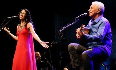 Show de Paulinho da Viola e Marisa Monte acontece em outubro na Concha