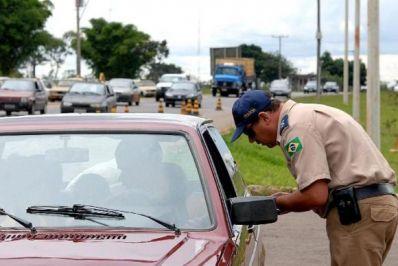 PRF registra 136 mortes durante feriado prolongado