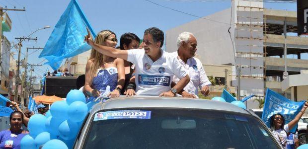 Luizinho Sobral fica na suplência na disputa pela Assembleia