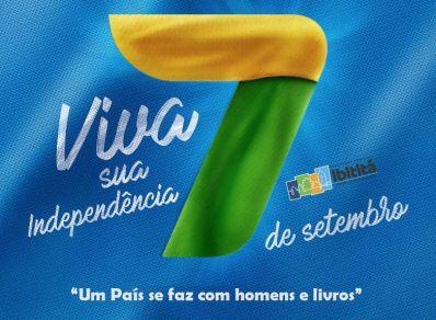Ibititá promove a leitura como ferramenta de transformação no desfile de Sete de Setembro