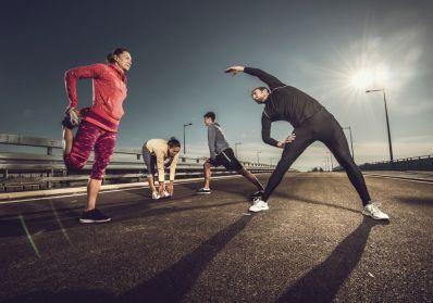 Alongamentos ajudam a melhorar desempenho no dia a dia