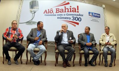 """""""Conversa com o Governador"""" celebra 300 edições"""
