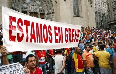 Trabalhadores da EBDA entram em greve por tempo indeterminado