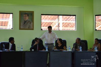 João Dourado: Contas de 2011 voltam à Ordem do Dia na Câmara Municipal