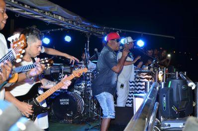 Com recorde de público, Psirico arrasta multidão na festa de aniversário de Ibititá