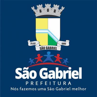 Prefeitura de São Gabriel adota brasão oficial como logo do município
