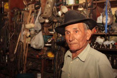 Morre 'Seu Lunga' aos 87 anos