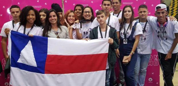 Baianos conquistam medalhas na Olimpíada Nacional em História do Brasil