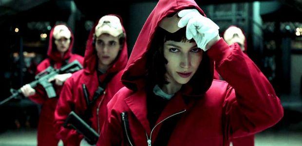La Casa de Papel – o retorno: confira estreias de abril na Netflix