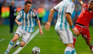 Messi precisa de 10 segundos ligado para a Argentina bater o Irã