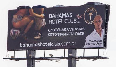 Outdoor polêmico reabre debate sobre turismo sexual na Copa