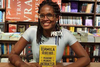 Manual Antirracista de Djamila Ribeiro é livro mais vendido do país