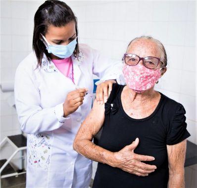 Com 63% do público-alvo imunizado, Ibititá é destaque na Bahia no enfrentamento ao coronavírus