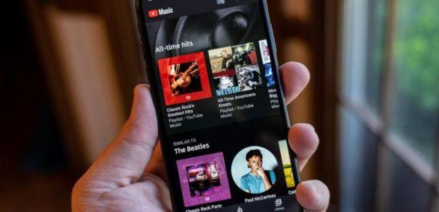YouTube lançou rival para Spotify no Brasil