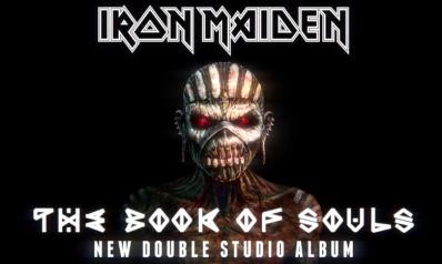Iron Maiden divulga vídeo para promover novo álbum