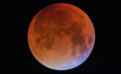 #LuadeSangue: Maior eclipse lunar do século poderá ser visto do Brasil