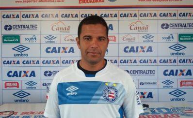 Dedimar é o novo observador-técnico do Bahia