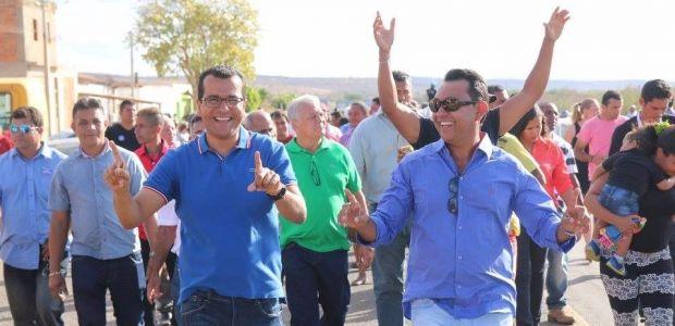 #Demorô Vice-prefeito rompe com Hipólito em Gabriel