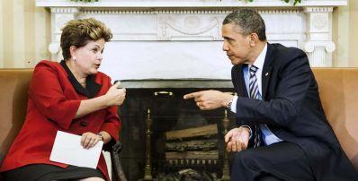 Obama diz a Dilma que reeleição mostrou 'solidez da democracia'