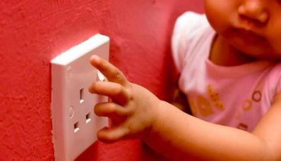 Medidas podem evitar 90% dos acidentes com crianças