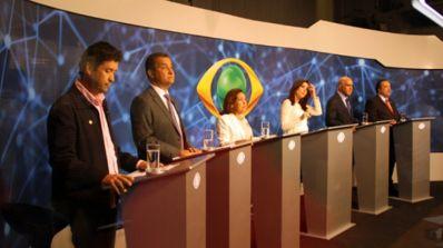 Band Bahia abre calendário de debates com candidatos a governador