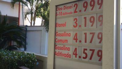 AGU recorre contra liminar que suspende reajuste de impostos sobre combustíveis