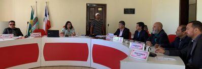 Gilaide apresenta LDO e forma comissões na Câmara de Ibititá