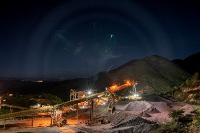 Yamana Gold planeja ampliar produção de ouro em até 31% na Bahia