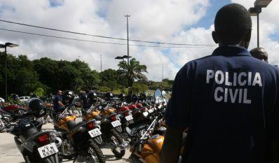 Polícia Civil vai parar por 48 horas