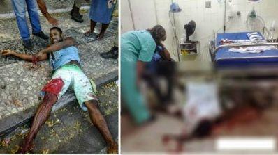 Homens invadem hospital em FSA e executam paciente