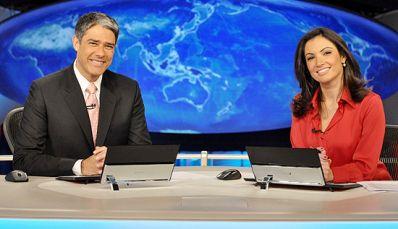Jornal Nacional marca pior média de audiência da história