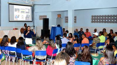 Ibititá: Bom humor, Interação e lições de Acolhimento marcam abertura da Jornada Pedagógica