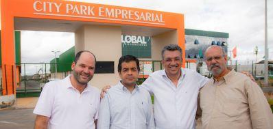 Irecê: Prefeito destaca importância social e econômica do City Park Empresarial