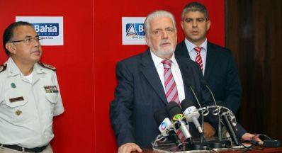 Jaques Wagner comenta greve da PM