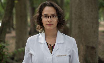 Jovem cientista da escola pública que chegou onde nenhum brasileiro chegou