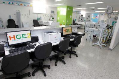 Deputado denuncia inauguração do HGE 2 sem aparelho de ressonância magnética